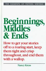 Cover of: Beginnings, middles, and ends