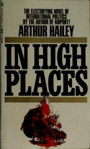 Cover of: In high places: a novel