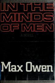 Cover of: In the minds of men | Max Owen