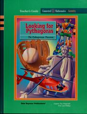 Looking for pythagoras