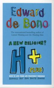 Cover of: H+ (Plus) A New Religion?