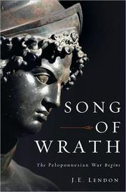 Cover of: Song of Wrath