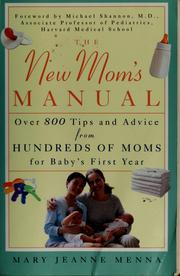Cover of: The new mom