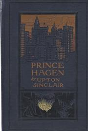 Cover of: Prince Hagen: a phantasy