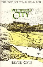 Cover of: Precipitous city | Trevor Royle