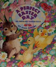 Cover of: A Perfect Easter Day Press Out
