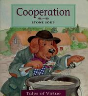 Cover of: Cooperation Stone Soup | Mary Rowitz