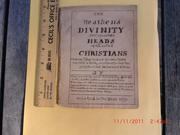 Cover of: The heathens divinity