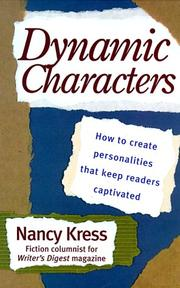 Cover of: Dynamic Characters