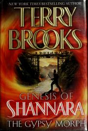 Cover of: The gypsy morph | Terry Brooks
