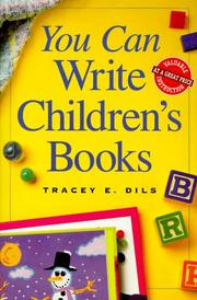 Cover of: You Can Write Children's Books