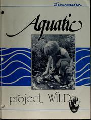 Cover of: Aquatic Project WILD