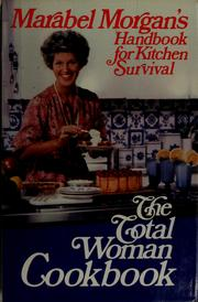 The total woman cookbook