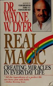Cover of: Real magic
