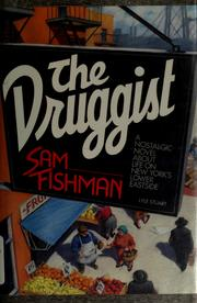 Cover of: The druggist | Sam Fishman