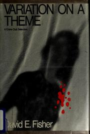 Cover of: Variation on a theme