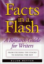 Cover of: Facts in a flash