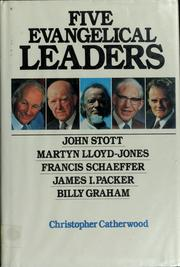 Cover of: Five evangelical leaders