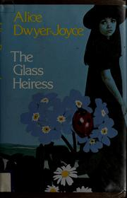 Cover of: The glass heiress