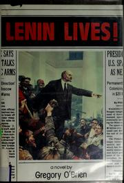 Cover of: Lenin lives! | O