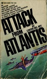 Cover of: Attack from Atlantis
