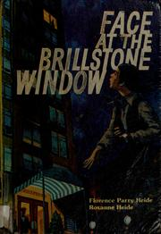 Cover of: Face at the Brillstone window