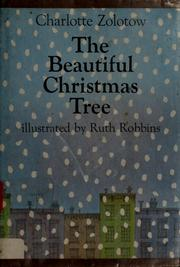 Cover of: The beautiful Christmas tree