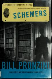 Cover of: Schemers: a nameless detective novel