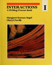 Cover of: Interactions I. | Margaret Keenan Segal