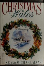 Cover of: Christmas in Wales