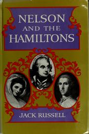 Nelson and the Hamiltons by Russell, Jack