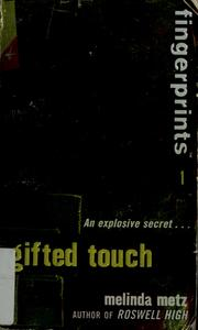 Cover of: Gifted touch