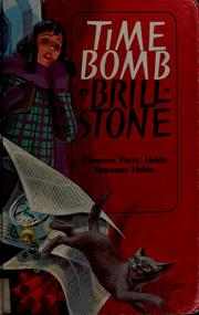 Cover of: Time bomb at Brillstone