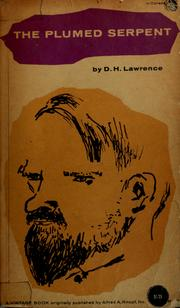 Cover of: The Plumed Serpent, Quetzalcoatl | D. H. Lawrence