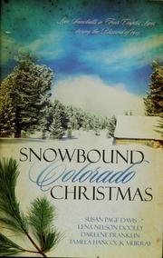 Cover of: Snowbound Colorado Christmas