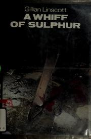 Cover of: A whiff of sulphur | Gillian Linscott