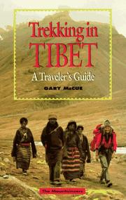 Cover of: Trekking in Tibet