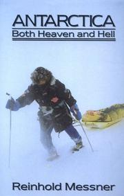Cover of: Antarctica