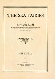 Cover of: The Sea Fairies