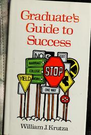 Cover of: Graduate's guide to success