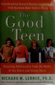 Cover of: The good teen