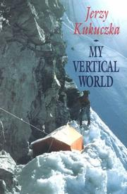 Cover of: My vertical world