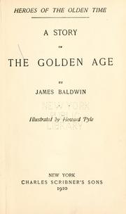 Cover of: A story of the golden age