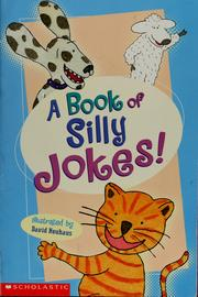 Cover of: A book of silly jokes! |