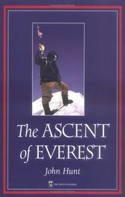 Cover of: Ascent Of Everest