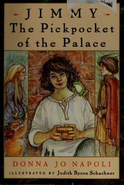 Cover of: Jimmy, the pickpocket of the palace