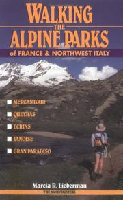 Walking the Alpine parks of France & northwest Italy