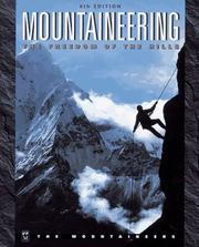 Cover of: Mountaineering