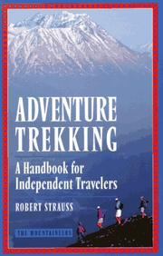 Cover of: Adventure trekking