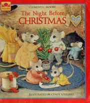 Cover of: Night Before Christmas (Golden Storybooks)